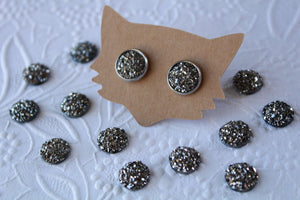 10mm Flat Gunmetal