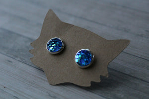 8mm Blue Mermaid
