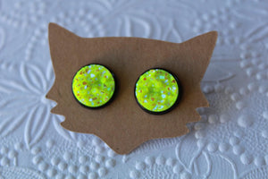 12mm Neon Yellow