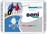 Seni Active - Gr. Medium 2, 1x10 Stück
