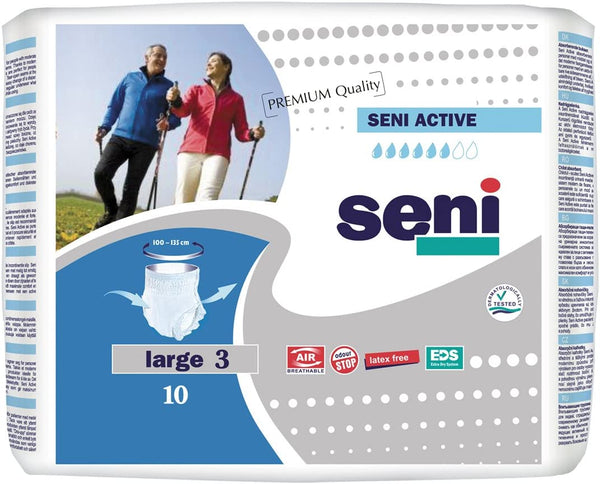 Seni Active Pants Large 3, 1x10 Stück
