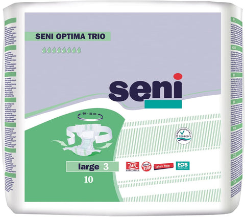Seni Optima Trio Large 3, 1x10 Stück