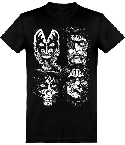 Tee Shirt Demon Band