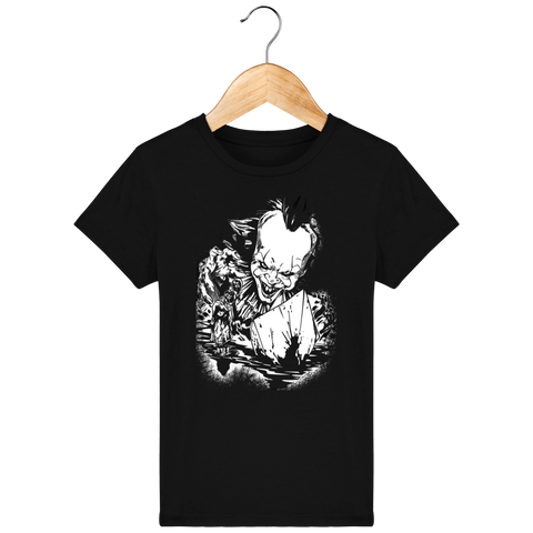 Tee Shirt Enfant Bio Clown