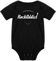 Body Bébé RockAddict Officiel