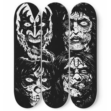 RockAddcit Skate Art Deadly