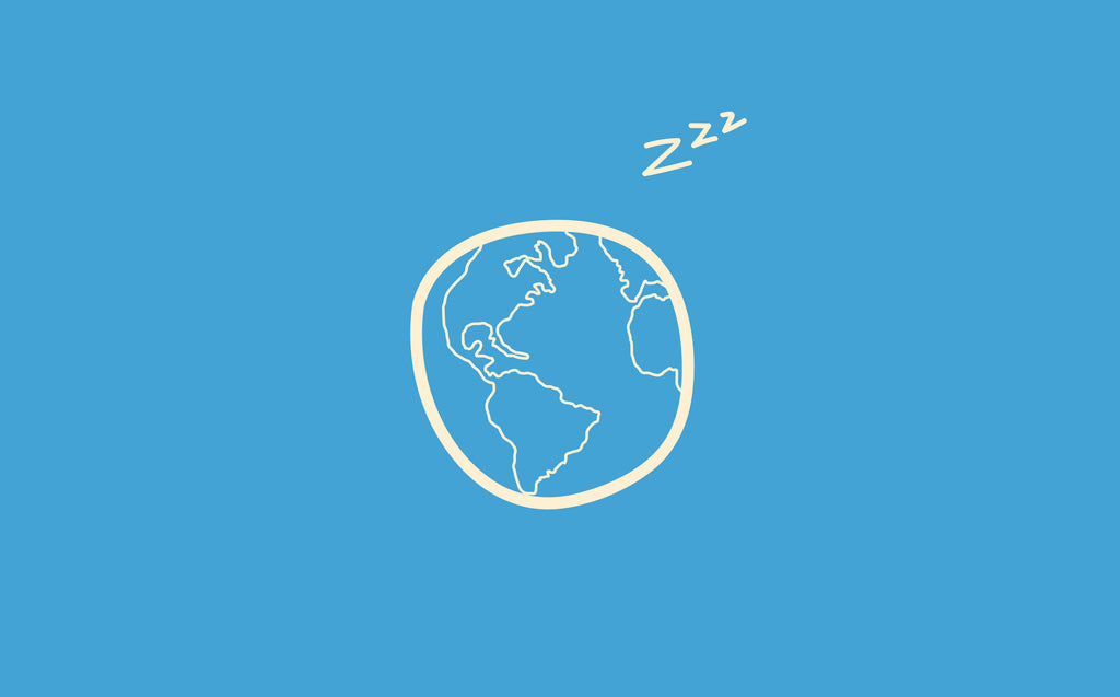 Sleep habits around the world
