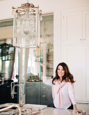 Vanderpump Chandelier