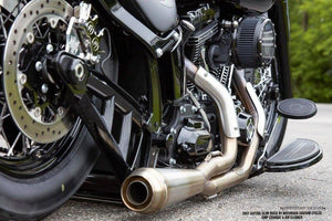 SOFTAIL EXHAUST PIPE