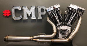 DYNA EXHAUST PIPE