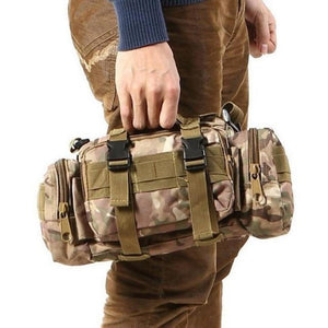 Buy 2 Free Shipping! - Military Tactical Waist Bag