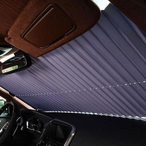 (Factory Outlet) Car Retractable Curtain With UV Protection