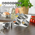 Magnetic Seasoning Can