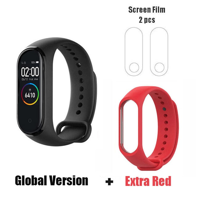 Pulseira Inteligente Xiaomi Mi Band 4 - Learts Shop