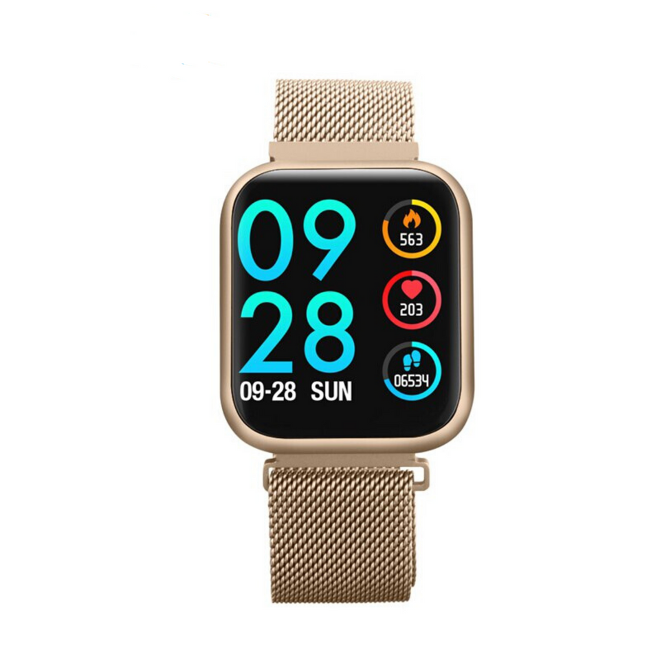 Relógio Smart Watch P80 - 40mm - Facebook Whatsapp - Android/Iphone - Learts Shop