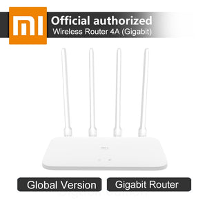 Roteador Xiaomi Gigabit Edition 4A - Global Version