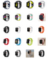Pulseiras Silicone/Milanese/Nike/Aço para SmartWatch (Apple / Iwo) - 42mm 44mm - Series 5/4/3/2/1 - Unissex - Learts Shop