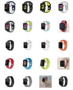Pulseiras para SmartWatch (Apple / Iwo) - Learts Shop