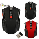 Mouse Usb Mini 2.4Ghz Wireless - Learts Shop