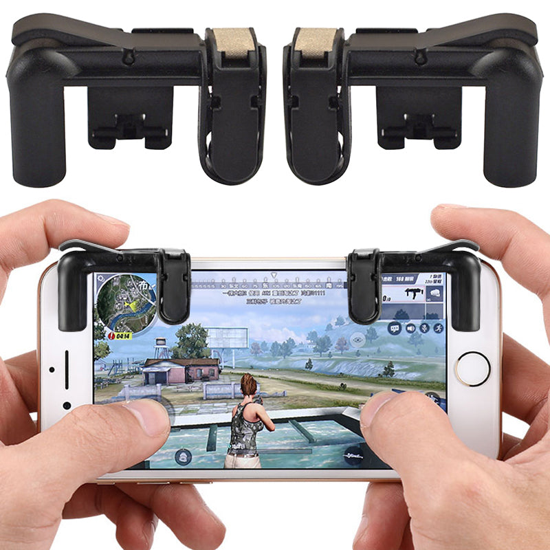 Gamepad Controle Botao L1 R1 Mobile Freefire Pubg Fortnite - Learts Shop