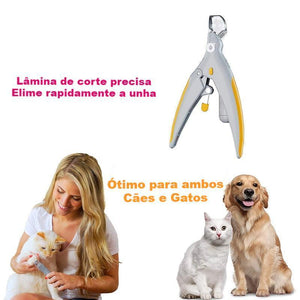 PetClip Aparador de Unhas Pet - Learts Shop