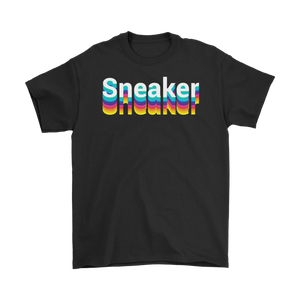 Open image in slideshow, Sneaker Polaroid Tee