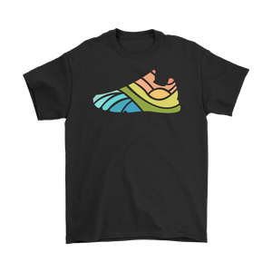 Open image in slideshow, Sunset Shoe Tee