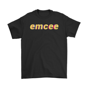 Open image in slideshow, emcee sunset tee