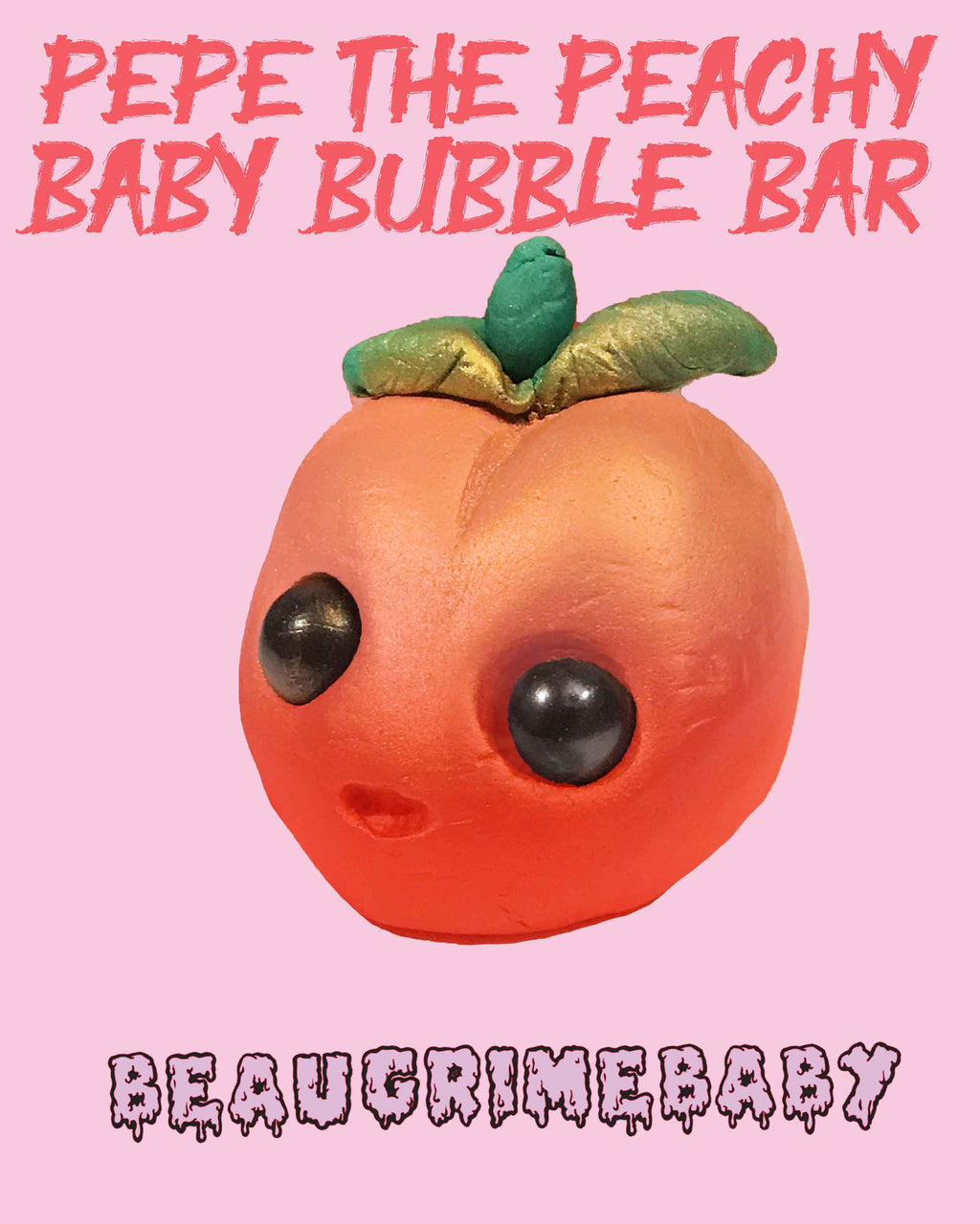 Pepe The Peachy Baby