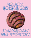 Concha Bubble Bar