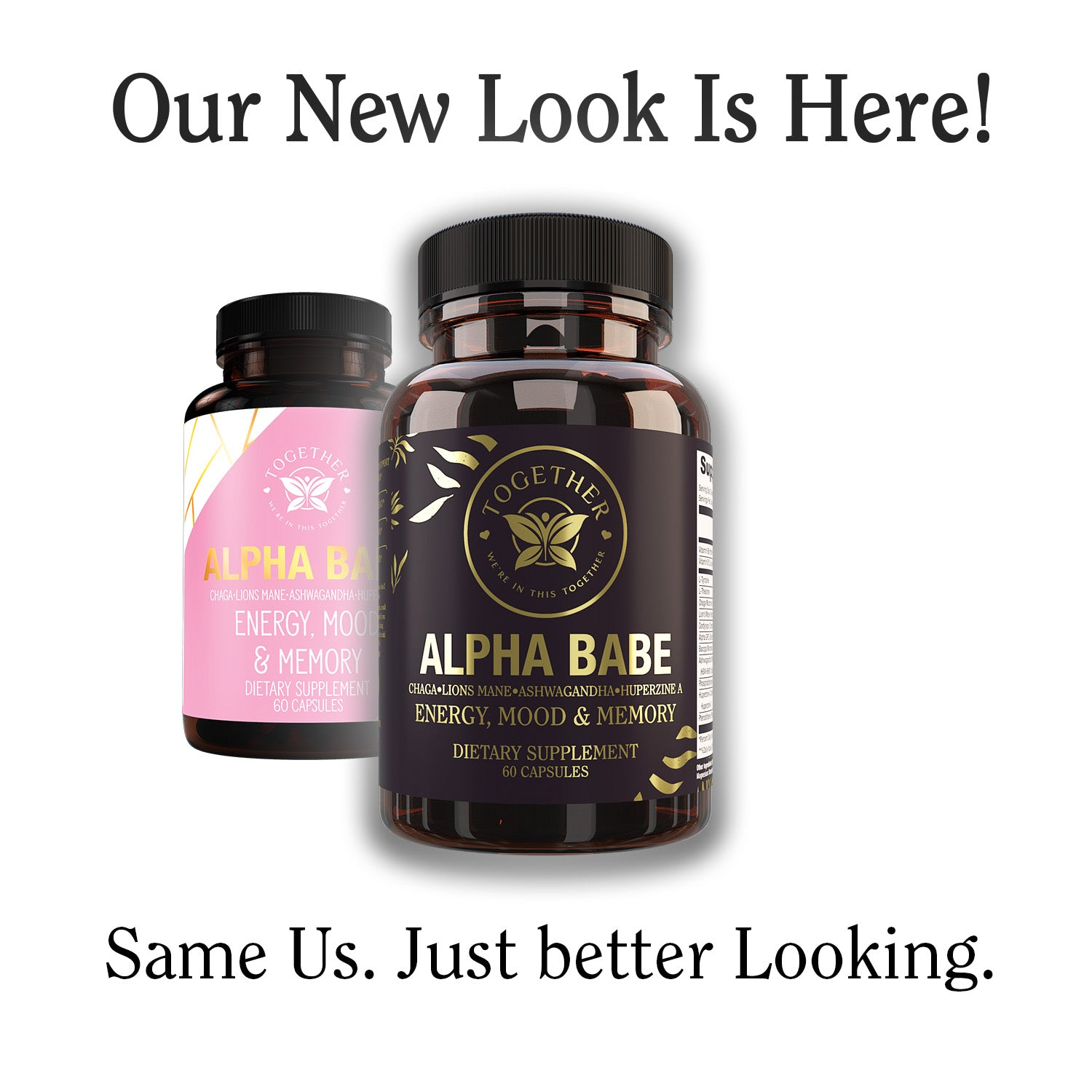 Alpha Babe Supplement