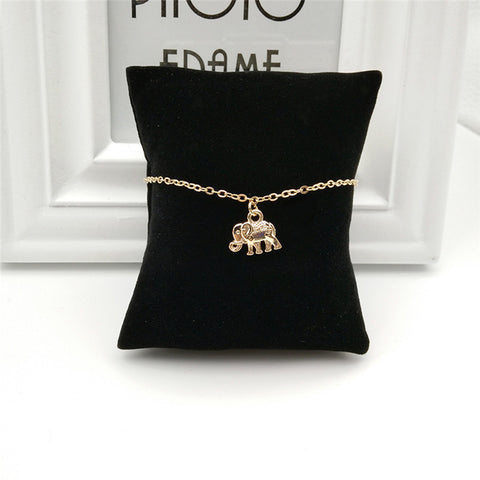 Our Classic Lucky Anklet (Silver/Gold Plated)