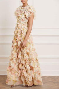 Genevieve Rose Gown