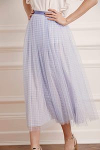 Gingham Ballerina Skirt