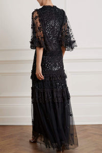 Melody Sequin Gown