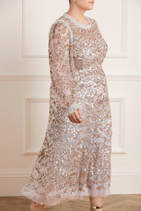 Mirabelle Sequin Ballerina Dress