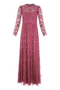 Rosmund Sequin Gown