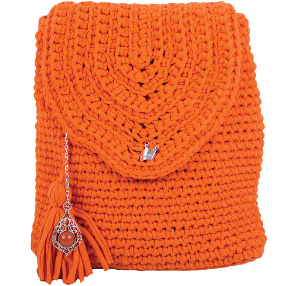 BACKPACK GRANDE NARANJA