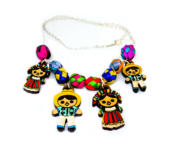 Collar Familia Mexicana