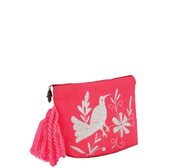 CLUTCH OTOMI CORAL