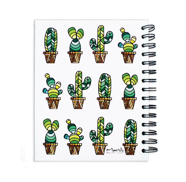 LIBRETA COLLAGE CACTUS
