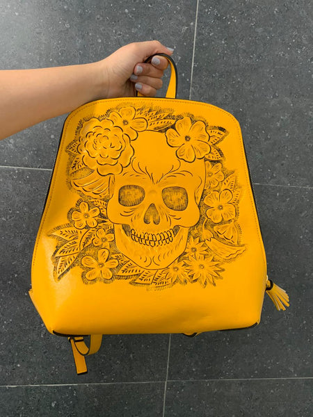 Backpack Kina Calavera