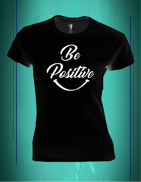 Playera Be Positive