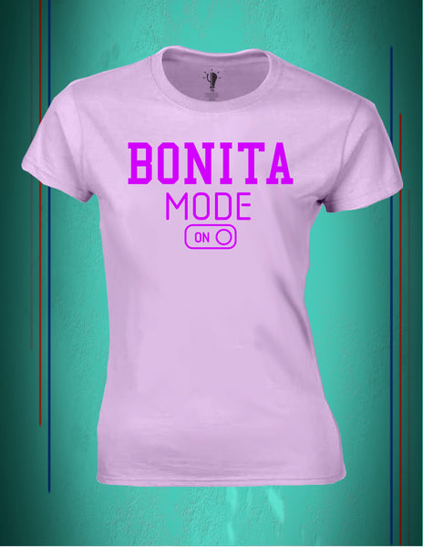 Playera Bonita Mode On