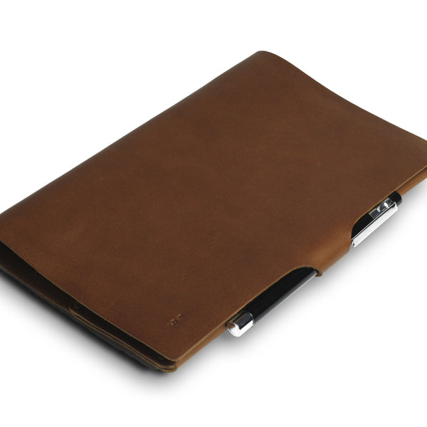 Field notes cover-tan (2 notebooks)