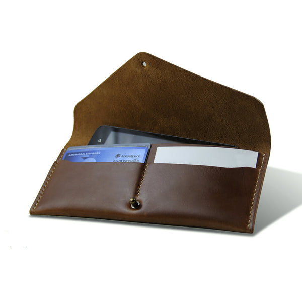 Phone wallet whisky