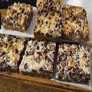 Magic Cookie Bars, Seven Layer Cookies