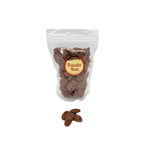 12 oz Resealable Roasted Nut Zip Bag