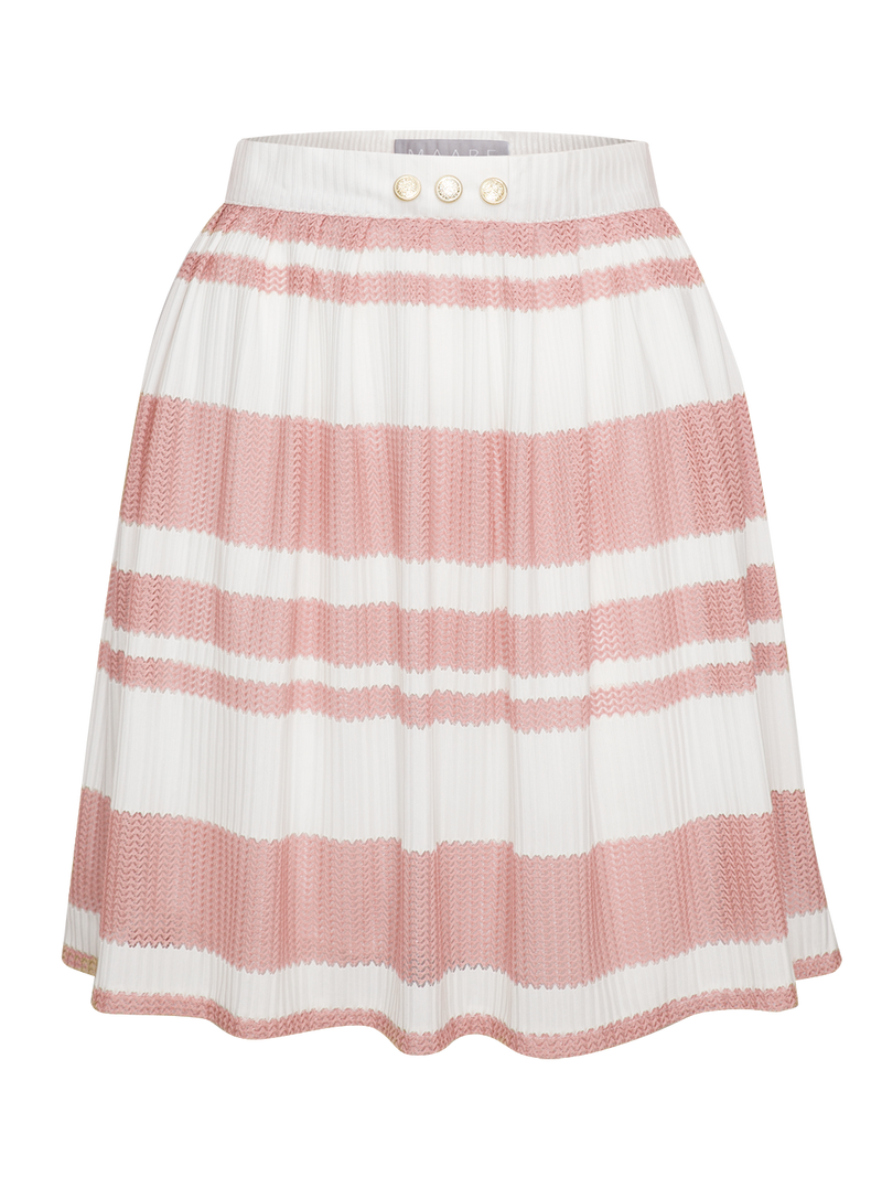 Maare Dalia Striped Skirt