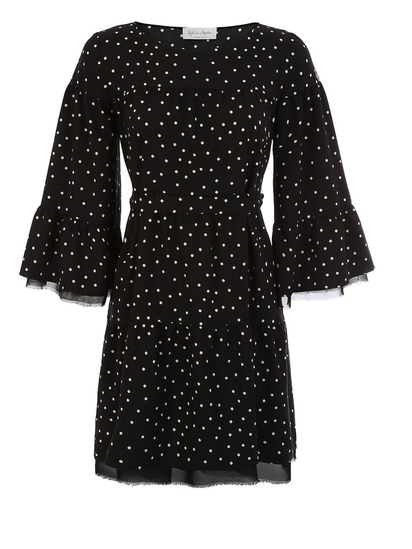 Sylwia Majdan Polka Dot Dress